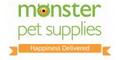 Monster Pet Supplies Discount voucherss